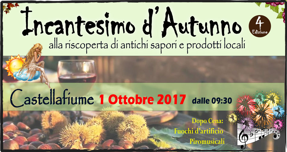 Incantesimo D'Autunno 2017