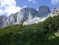 Il giro del Monte Sirente