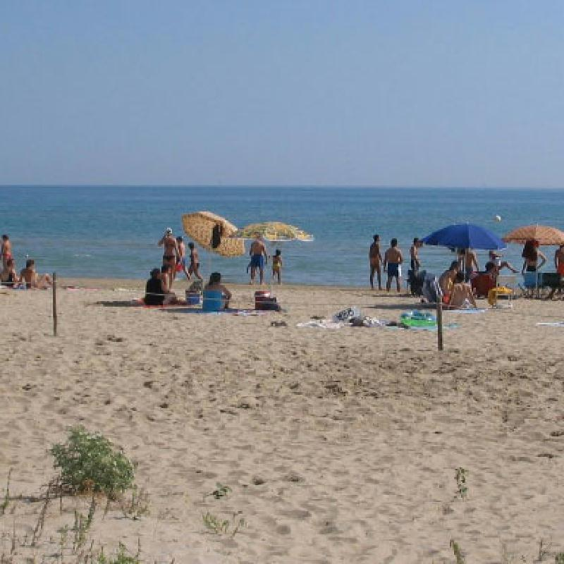Spiaggia-Pineto