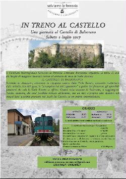 In Treno al Castello