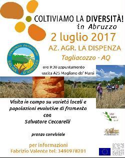 Coltiviamo la Diversità in Abruzzo