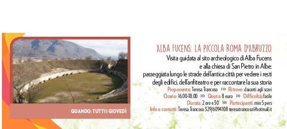 Alba Fucens: La Piccola Roma d'Abruzzo