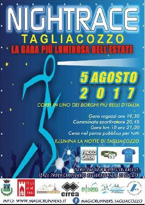 Nightrace Tagliacozzo