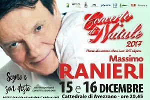 Concerto Di Natale 2017 con Massimo Ranieri