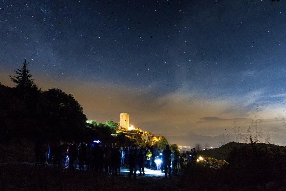 Weekend della notte di San Lorenzo ad Aielli borgo delle stelle tra le meraviglie del parco Sirente