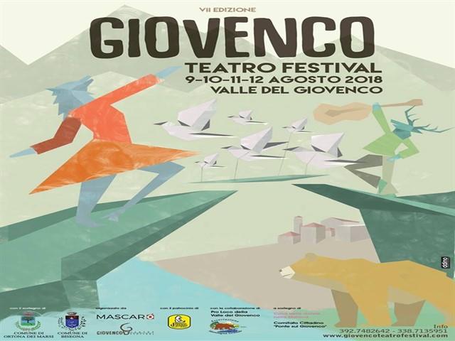 7° edizione Giovenco Teatro Festival