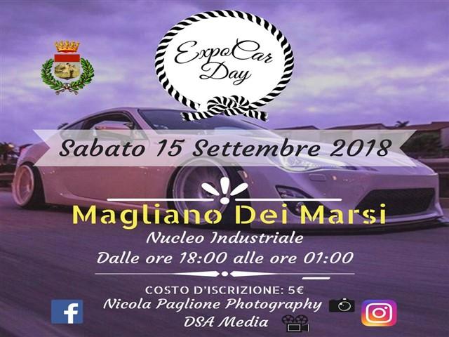 ExpoCar Day a Magliano Dei Marsi