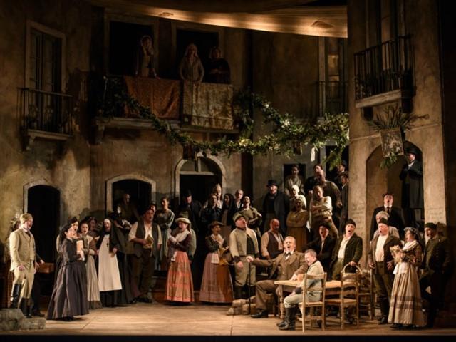 Concerto di Opera Lirica della Cavalleria Rusticana, Pagliacci