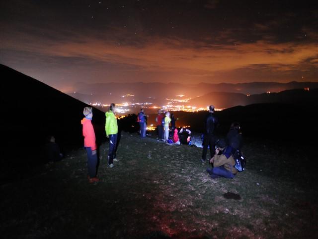 Sulle traccie di Perseo e Andromeda,escursione notturna guidata alle pendici del Monte Velino