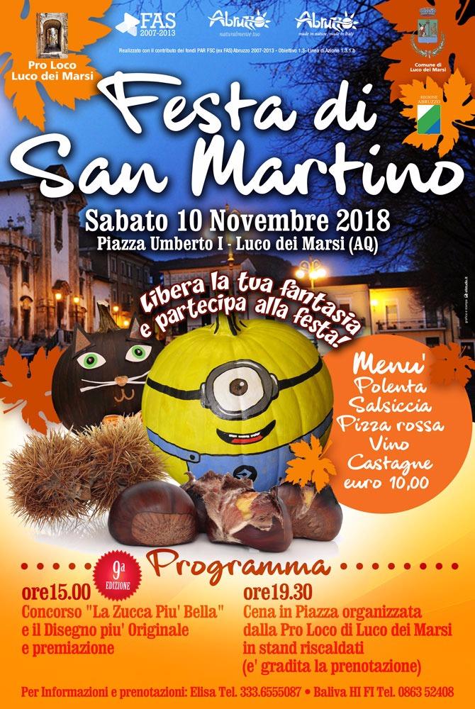 Festa di San Martino a Luco Dei Marsi