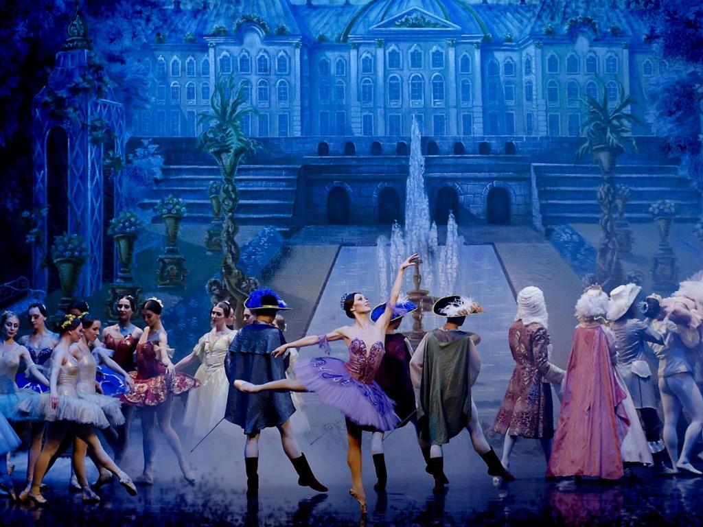 Spettacolo Teatrale, 'La Bella Addormentata'