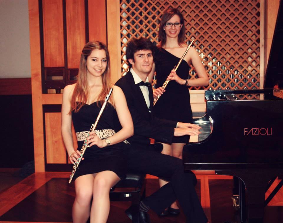 Concerto del Trio Euterpe a Canistro
