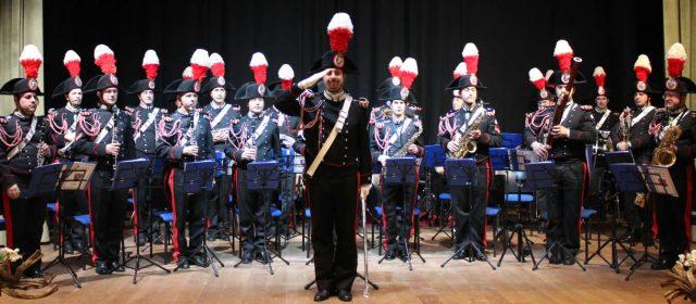 Concerto ' Nuovo Giorno' della Fanfara dei Carabinieri per ricordare il terremoto del 1915