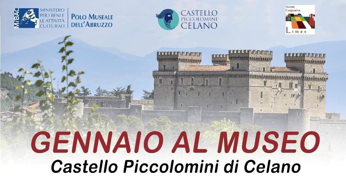 'Un pomeriggio al castello ' visita guidata per bambini al Castello Piccolomini di Celano