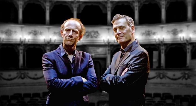 Spettacolo 'Nel Nostro piccolo' con Ale e Franz al Teatro Dei Marsi
