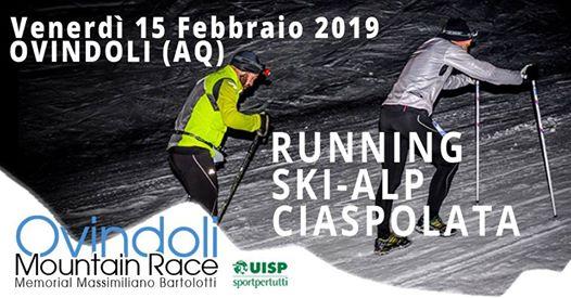 Memorial Massimiliano Bartolotti, gara di corsa in montagna