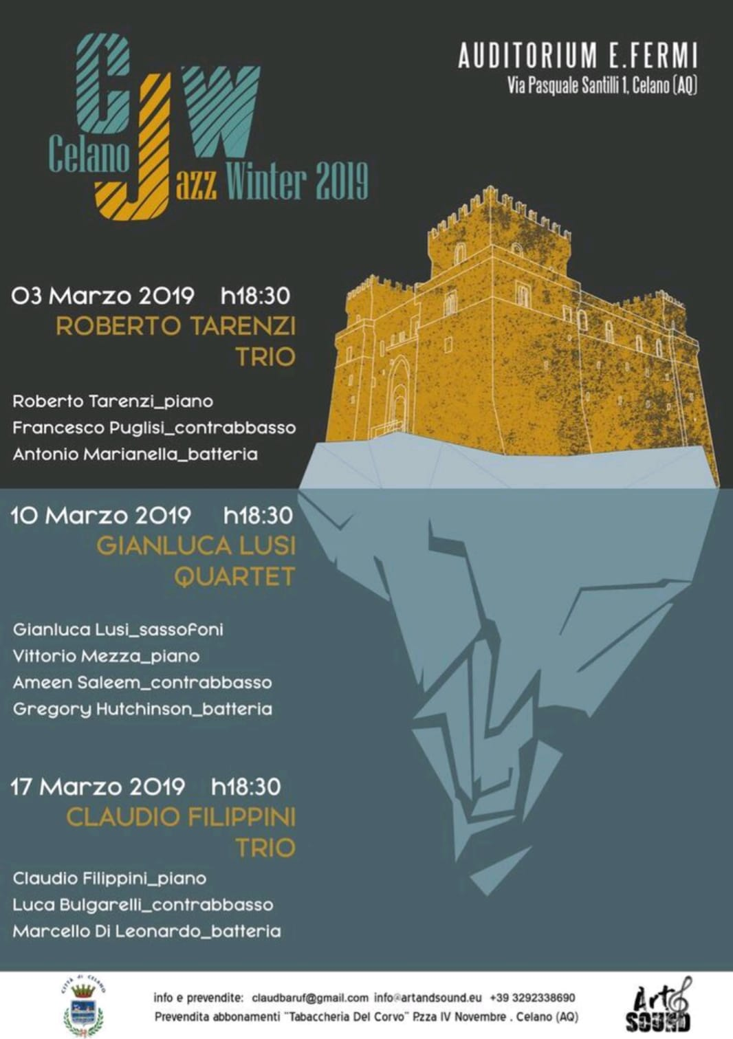 Celano Jazz Winter 2019