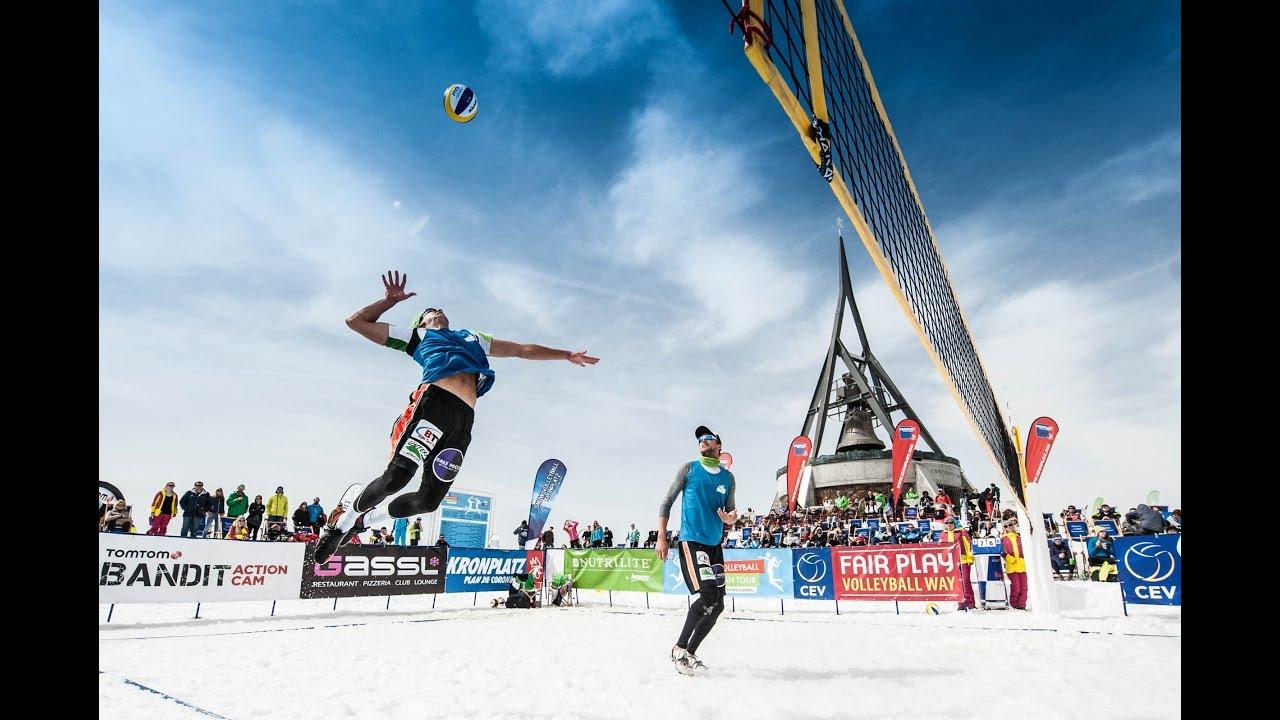 Snow Volley Show a Roccaraso