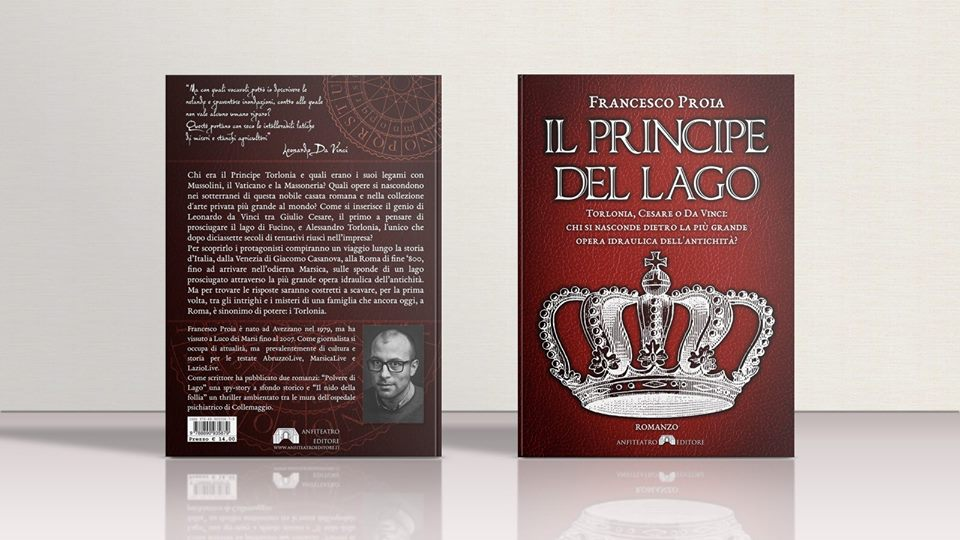 Presentazione del libro 'Il Principe del Lago'