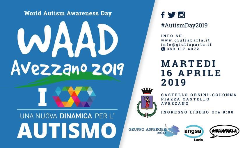 Seminario su 'Autismo e trattamenti abilitativi dall'infanzia all'eta' adulta' ad Avezzano