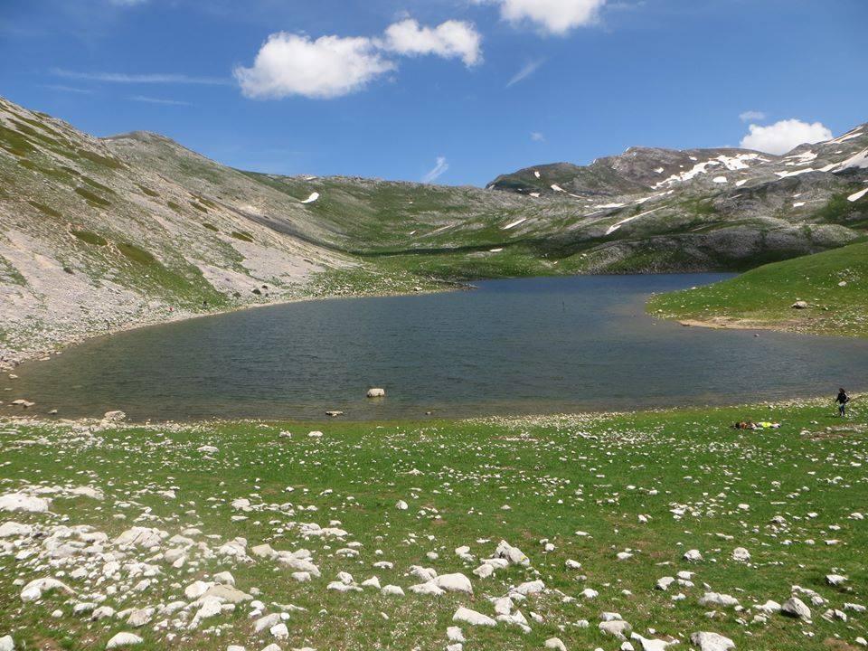 Escursione di Pasquetta al Lago Della Duchessa