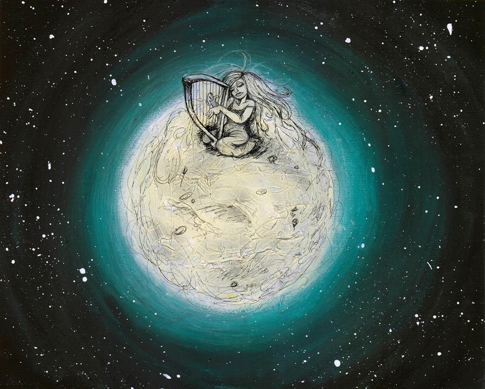 Evento 'Ascolta la Luna' al Caffe' Letterario vieni via con me