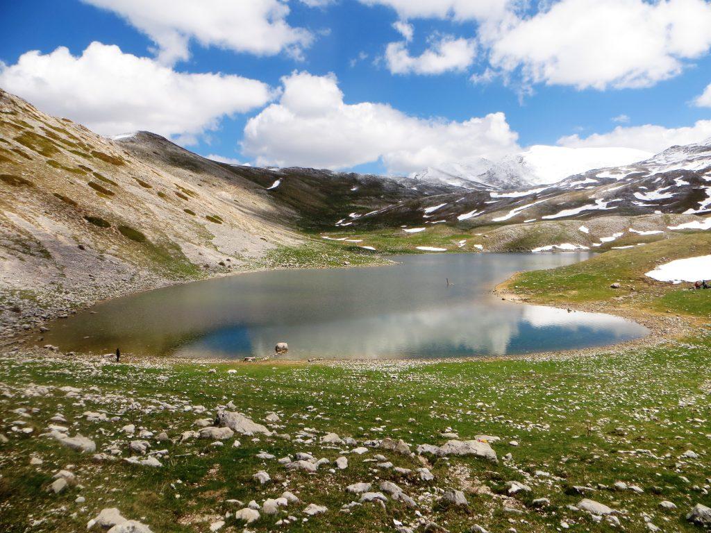 Escursione presso il Lago della Duchessa