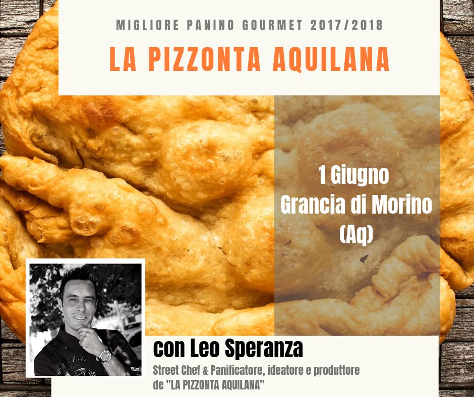 Gusti e sapori d'Abruzzo a Grancia di Morino