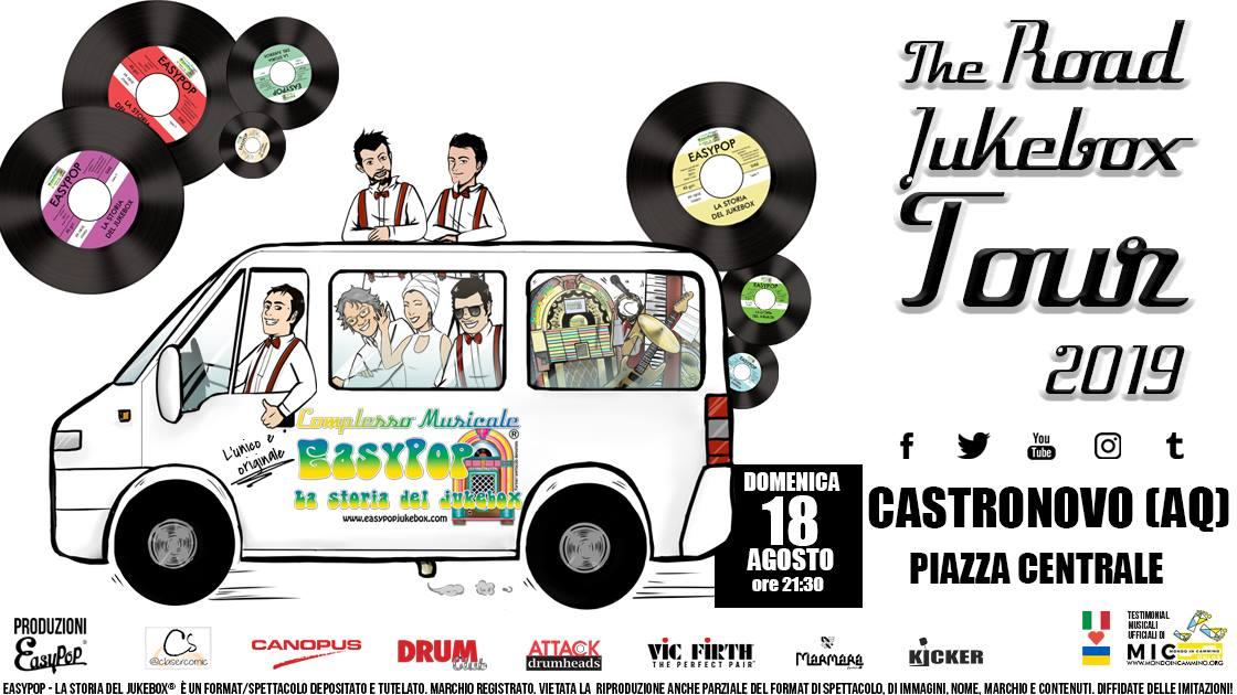 EasyPop - La Storia del Jukebox a Castronovo