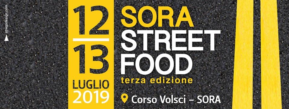 Terza edizione dell'evento 'Sora Street Food'