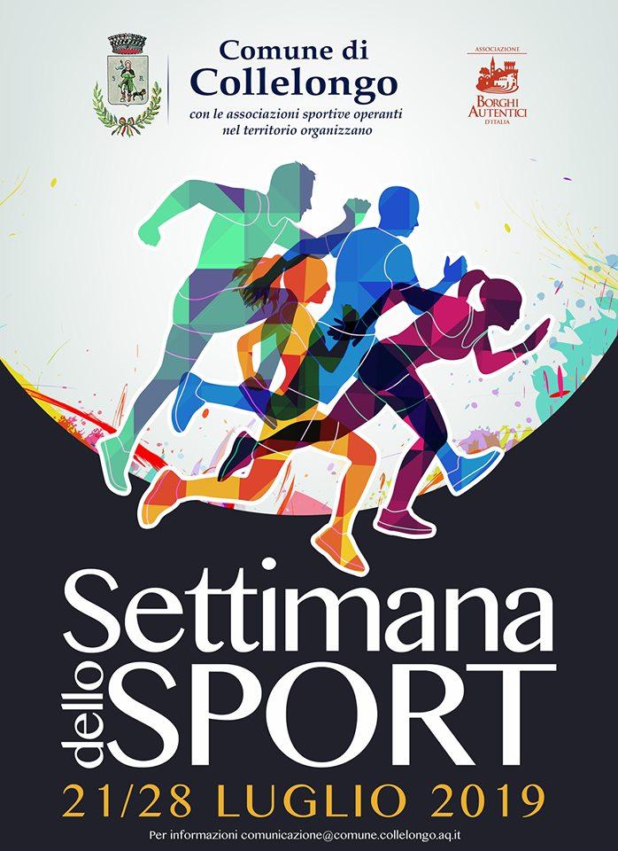 Settimana dello sport a Colleongo