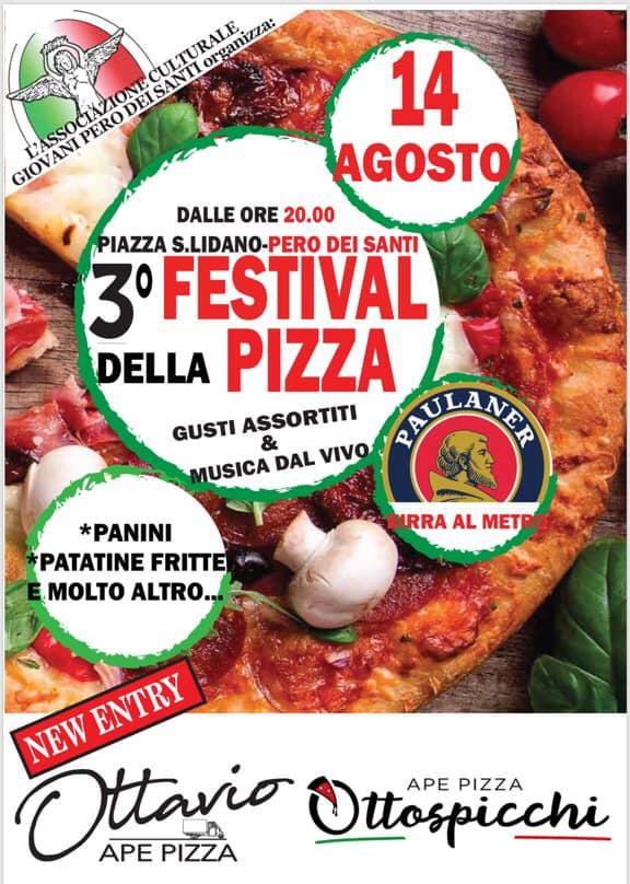 3' Festival della pizza a Pero Dei Santi di Civita D'Antino