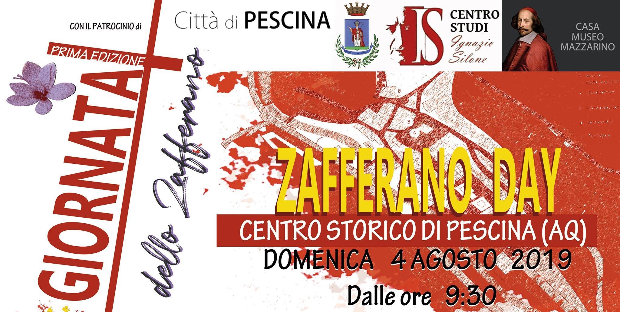 Zafferano Day a Pescina