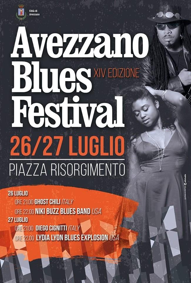 Avezzano blues festival 2019