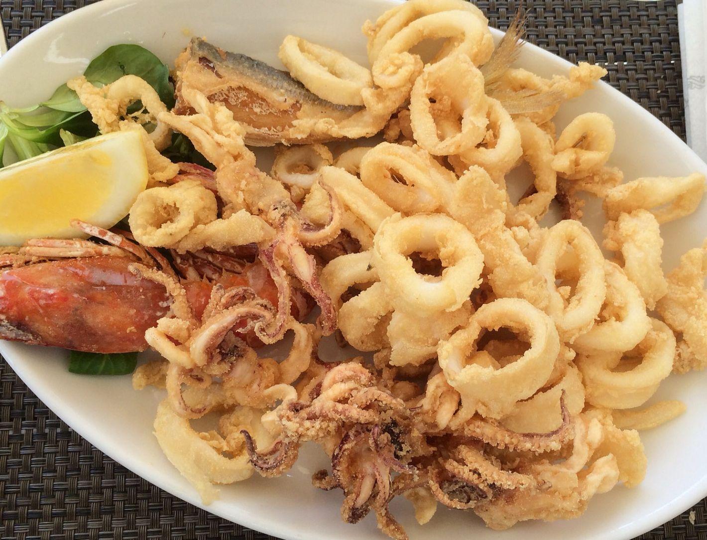 Sagra del pesce fritto e baccala'
