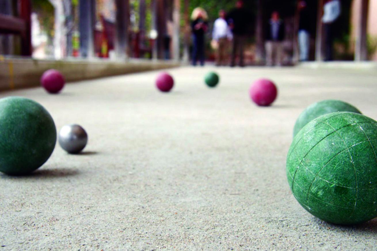 Torneo di bocce per bambini, a Castronovo di San Vincenzo Valle Roveto