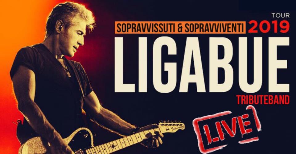 'Sopravvissuti e Sopravviventi', coverband di Ligabue in concerto a Lecce nei Marsi