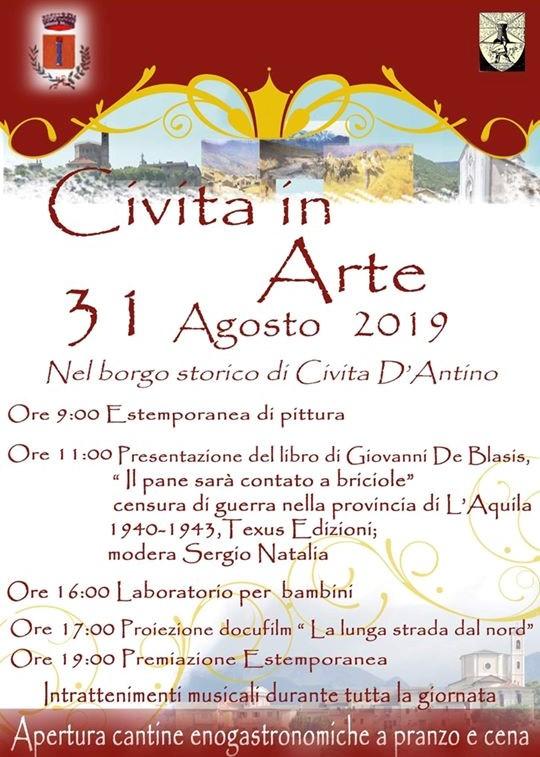 Civita in Arte 2019
