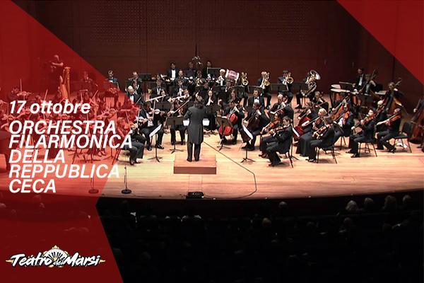 Concerto dell' Orchestra Filarmonica del Nord della Repubblica Ceca