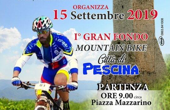 1' Gran Fondo Mountain Bike Citta' di Pescina