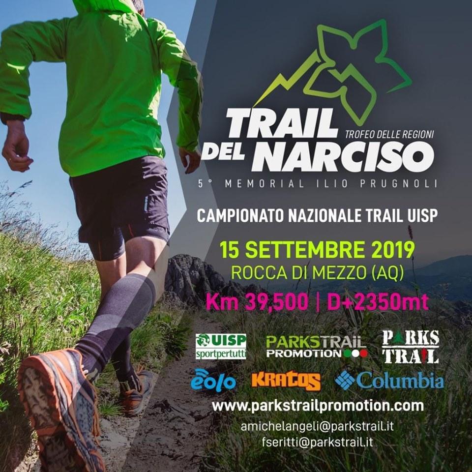 Trail del narciso a Rocca di Mezzo