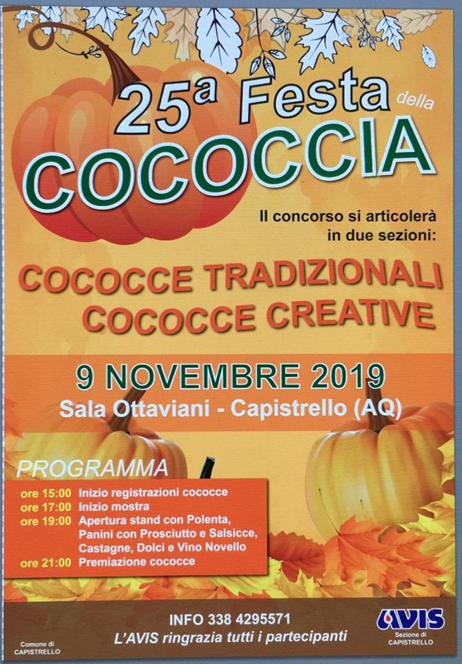 25' Festa della cococcia a Capistrello