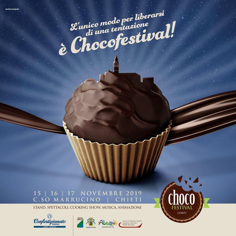 Chocofestival a Chieti