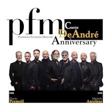 PFM canta De Andre' a Frosinone