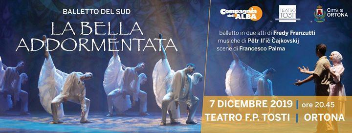 Balletto del sud 'La Bella Addormentata' ad Ortona (CH)