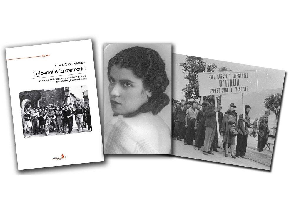 Presentazione del libro 'I giovani e la memoria' a Petrella Salto
