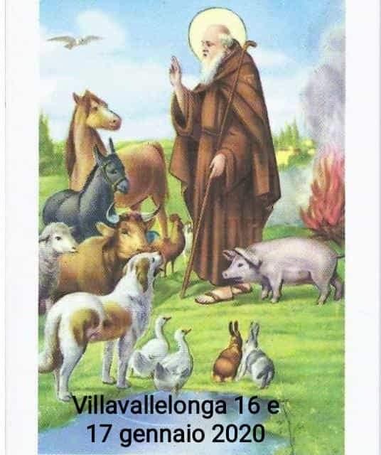 Festa di Sant'Antonio Abate a Villavallelonga