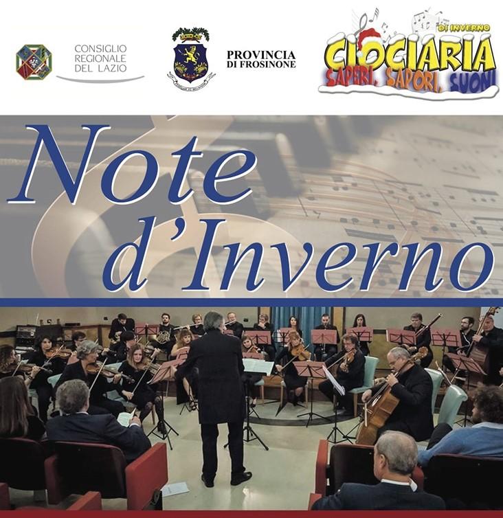Concerto 'Note d'Inverno' a Monte San Giovanni Campano