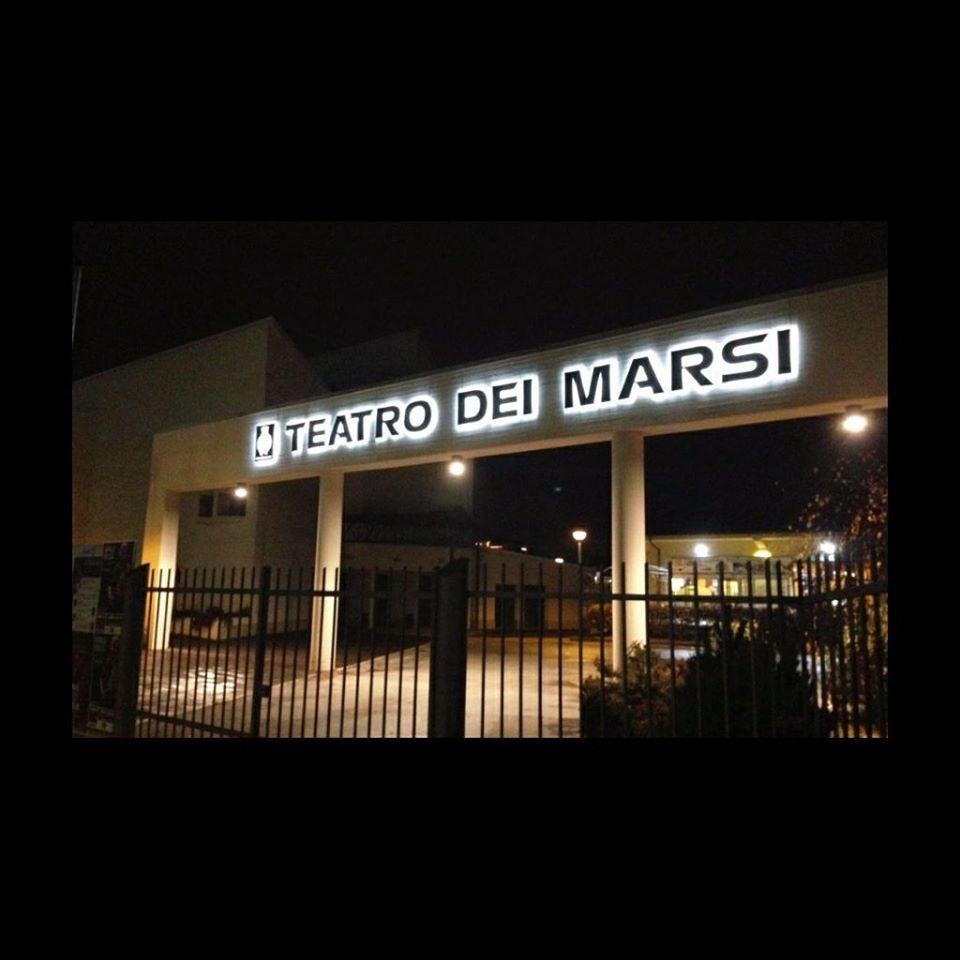 Micol Harp arpa rock al Teatro dei Marsi di Avezzano