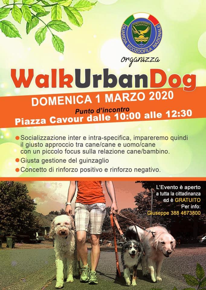 Walk Urban Dog ad Avezzano